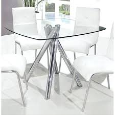 clear plastic furniture. Clear Furniture Best Master Contemporary Silver Chrome Glass Square Dining Table Plastic T