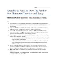 versailles to pearl harbor the road to war illustrated timeline and