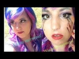the hooked little mermaid ariel makeup tutorial glam vesves gore disney princess