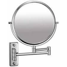 wall mounted shaving mirror photo 1