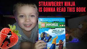 Lego Ninjago: Rise of the Serpentine Part 2 Read Aloud - YouTube