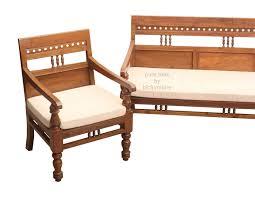 Teak Living Room Furniture Carved Teak Sofa Set In Elegant Design For Your Living Room