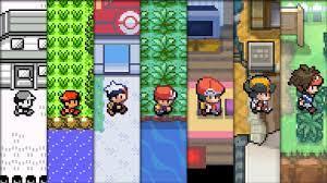 Pokémon Game Wallpapers - Top Free Pokémon Game Backgrounds -  WallpaperAccess
