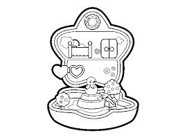 Disegno Di Carillon Kawaii Da Colorare Acolorecom