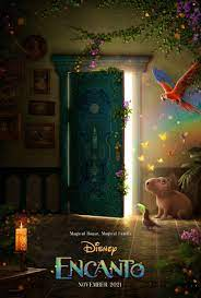 Encanto Gets Its First Poster Ahead ...
