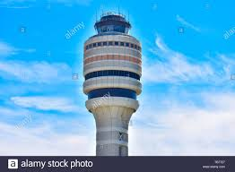 Tower Of Light Orlando Florida Orlando Florida March 01 2019 Top View Of Air Traffic