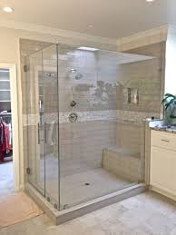 Shower : Acrylic Showers Custom Frameless Doors And Mirrors ...