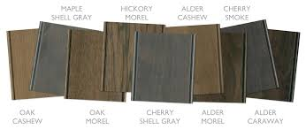 gray stained kitchen cabinets modern design ideas grey finish oak
