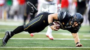 Iowa Hawkeyes Snapper To Field End Fake That Goal Ohio Holder Inside d5AwqII
