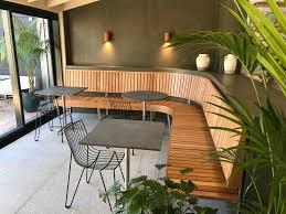 polynesian furniture. Polynesian Spa Cafe Long Nook Furniture A