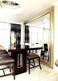 floor mirror with stand wall mirrors floor length wall mirror oversized wall mirror glamorous large dining
