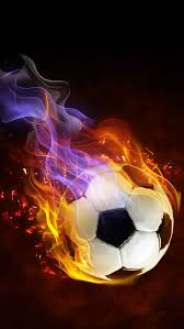 Modern Decoration Soccer Ball Wallpaper Foot Abstract Iphone 5s 5se S