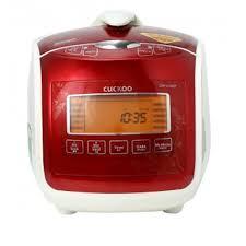 Nồi cơm áp suất điện tử Cuckoo CRP-L1052F 1,8L, 1150W, màu trắng đỏ - Siêu  thị điện máy CPN Việt Nam
