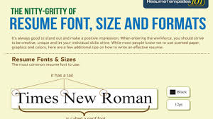 Cover Letter Best Fonts To Use For Resume Resume Fonts Which To Use