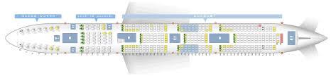 B744 Seating Chart