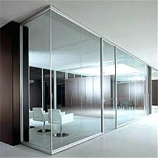 glass walls office. Glass Walls Office Aluminium Partitioning System Tempered Partition Wall Buy