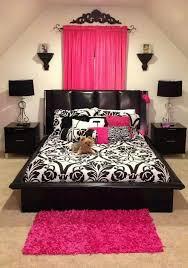 Best 25+ Pink Black Bedrooms Ideas On Pinterest Pink Teen - HD Wallpapers