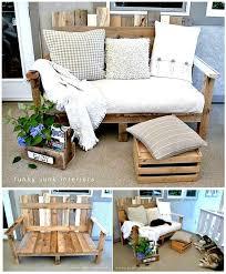 diy wooden pallet sofa tutorial diy pallet sitting furniture plans