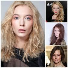 Trend 12 Mittellange Frisuren 2017 Damen Neuesten Und Besten 67