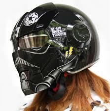 new black star wars masei ironman iron man helmet motorcycle