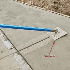 concrete groover