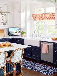 decorating ideas inspired by a colorful california kitchen hgtv