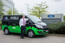 Ford Announces 5 Transit Custom Plug-In Hybrid Van Testing Fleets ...