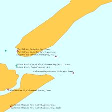 Galveston Bay Entrance North Jetty Texas Tide Chart