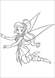 Tinkerbell Het Geheim Van De Vleugels Kleurplaat Printen 7