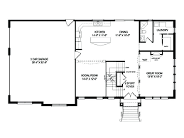 house plans 1 story single story floor plans beautiful enchanting 1 story open floor house plans