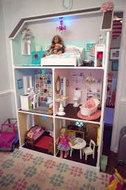 Doll Bedroom Ideas Doll House From An Girl Doll Themed Birthday Party Via  Party Ideas Partyideas