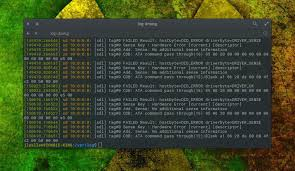 Viewing Linux Logs From The Command Line Linux Com