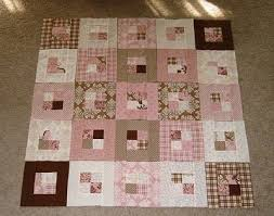 59 best Leaders and Enders quilts images on Pinterest | Jellyroll ... & Moda Bake Shop: Snuggly Squares Baby Quilt - Another way to use those  leaders and Adamdwight.com