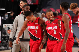 Paul allen owned the trail blazers until his death in 2018. Trail Blazers Revival Reminds Lillard Of The Aldridge Years Blazer S Edge