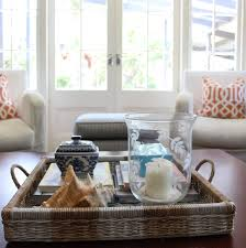 Living Room Table Accessories 4 Ways To Introduce Rattan Into Your Home Gallerie B