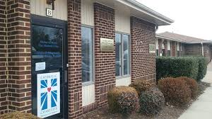 once an clinic a new free clinic operated by catholic charities opened on wednesday