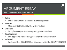 a argumentative essay parts of the argument essay include  a argumentative essay parts of the argument essay include argumentative essay introduction sentences