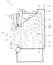 patent us low flow fume hood patents patent drawing