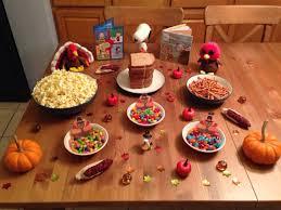 Charlie Brown Thanksgiving Dinner ...