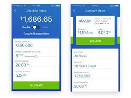 Mortgage Calculate App By Erlangga Maulana Amortization