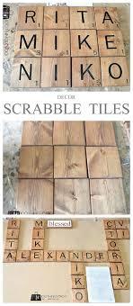 Scrabble Wall Tiles Top 25 Best Scrabble Wall Ideas On Pinterest Scrabble Art