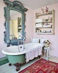 18 Shabby Chic Bathroom Ideas Suitable For Any Home (13)