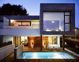 modern architect house plans