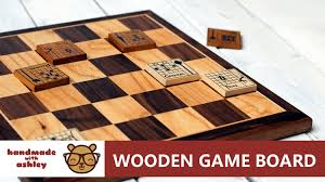 Homemade Wooden Games DIY Wooden Game Board for the The Duke Catalyst Game Labs 93