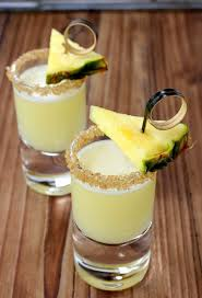 Shots Tequila Tropical Trouble Double A Fun Drink Recipe