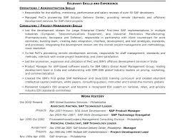 Registrar Resume Sample Java Trainer Sample Resume Unique Museum