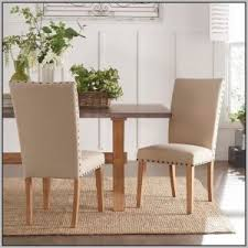 fabric dining chairs with nailheads. upholstered beige fabric dining chairs with nailhead trim nailheads f