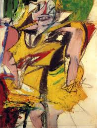 willem de kooning painting woman 1953 reions of paintings