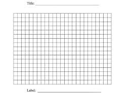 Horizontal Bar Graph Template Printable With For Elementary Students
