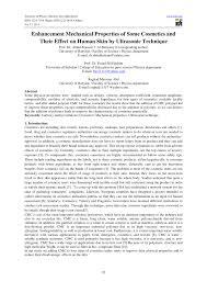 enhancement mechanical properties of